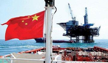 سقوط واردات نفت چین