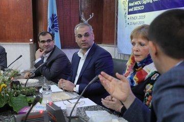 امضای تفاهم نامه همکاری بین انجمن بینالمللی روابط عمومی  و سازمان بورس و اوراق بهادار