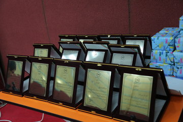 برگزیدگان مسابقه بهترین آثار تولیدی در حوزه زعفران مشخص شدند