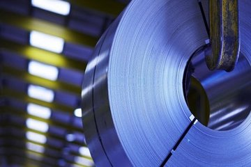 بورس کالا میزبان عرضه ۹۴ هزار تن ورق فولادی