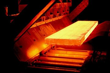 رشد ۵.۵ درصدی تولید فولاد خام ایران