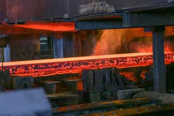رشد ۶ درصدی تولید فولاد خام ایران