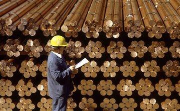 قیمت فلزات در چین صعودی شد
