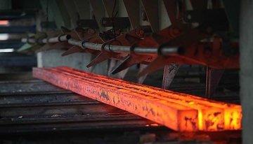 معامله ۷۱ هزار تن شمش بلوم در بورس کالا