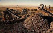کنسانتره سنگ آهن در کانال ۱۳۰ دلار