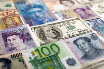 نرخ رسمی ۱۰ ارز کاهش یافت
