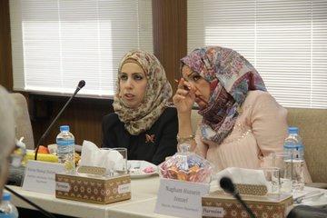 دیدار کمیسیون بورس اوراق بهادار عراق