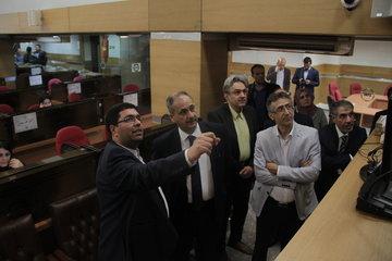 نشست کمیسیون اوراق بهادار عراق با بورس کالای ایران