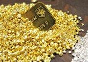 طلا عقبگرد کرد