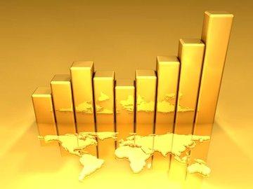 پیش بینی واحد اطلاعات بلومبرگ از روند قیمت طلا