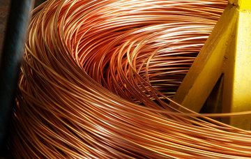 تالار محصولات صنعتی و معدنی میزبان عرضه مس مفتول