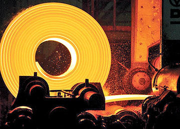 افزایش ۵.۳ درصدی تولید فولاد خام ایران