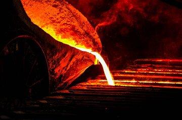 کاهش ۱۰ درصدی تولید فولاد ترکیه