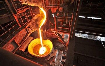 پیش بینی کاهش هزینه های تولید فولاد در هند