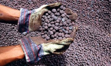 رشد بیش از ۴ دلاری قیمت سنگ آهن
