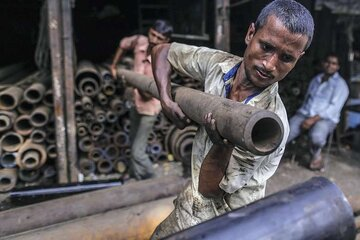 قرارداد آتی فولاد در بورس بمبئی راه اندازی می شود