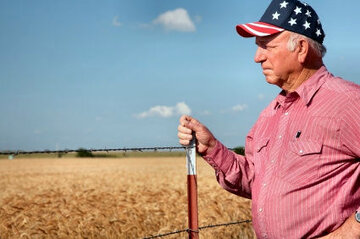 سایه جنگ تجاری بر سر کشاورزان آمریکایی