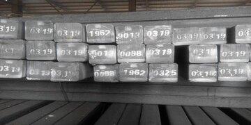 رشد ۴۱ درصدی واردات محصولات میانی فولاد به چین