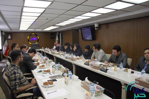 برگزاری چهل و دومین جلسه میز تخصصی کالایی در بورس کالای ایران
