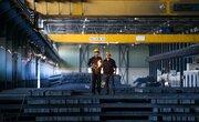تالار محصولات صنعتی و معدنی خوش درخشید
