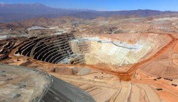 رشد تولید مواد معدنی آفریقای جنوبی