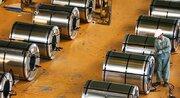 کاهش صادرات فولاد روسیه