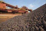 رشد قیمت سنگ آهن متوقف شد