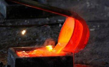 رشد ۴ درصدی تولید فولاد خام ایران