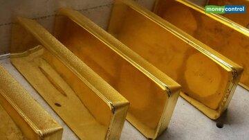 قیمت طلا ۱۳ دلار افتاد