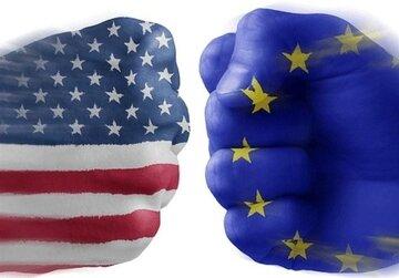 آمریکا ۷.۵ میلیارد دلار عوارض بر کالاهای اروپایی وضع کرد