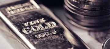نوسان محدود طلا در بازارهای جهانی