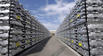 آلومینیوم ۴۵ دلار رشد قیمت را ثبت کرد