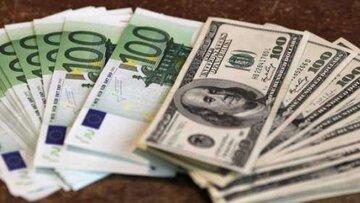 نرخ رسمی ۴۷ ارز اعلام شد