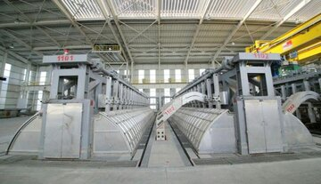 راهاندازی بزرگ ترین طرح تولید شمش آلومینیوم ایران