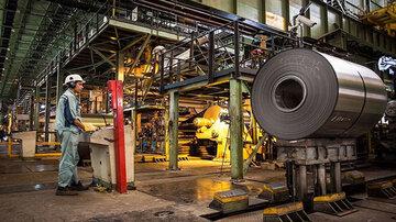 تولید فولاد چین به مرز یک میلیارد تن رسید