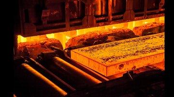 تولید فولاد خام جهان در سراشیبی کاهش