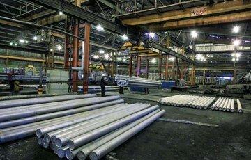 تولید شمش آلومینیوم به ۱۸۵.۵ هزار تن رسید