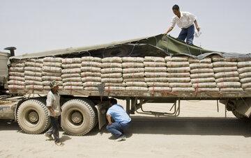 ۲۲ شرکت سیمانی با ۳۲۳ هزار تن محصول به بورس کالا می آیند