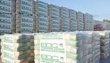 تولید جهانی ۴.۱ میلیارد تن سیمان در سال ۲۰۱۹