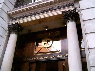 آخرین تغییرات قیمت فلزات اساسی در بورس فلزات لندن