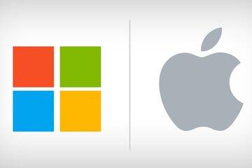 مایکروسافت و اپل هم ویروسی شدند