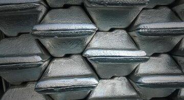 رشد ۲۱ دلاری قیمت آلومینیوم در بورس لندن