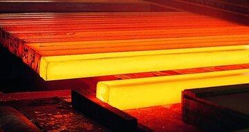 عرضه ۵۹ هزار تن فولاد در بورس کالا