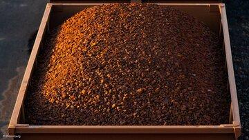 افزایش فشار بر بازار نقدی سنگ آهن