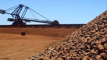 تجارت سنگ آهن با فن آوری بلاک چین