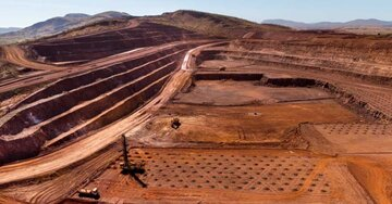 افت جزیی قیمت سنگ آهن تحت تاثیر نگرانی های بخش عرضه