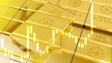 اونس طلا اندکی ارزان شد