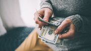 ریزش جهانی دلار ادامه دار شد