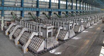 رشد ۷۹ درصدی ظرفیت سازی آلومینیوم در کشور