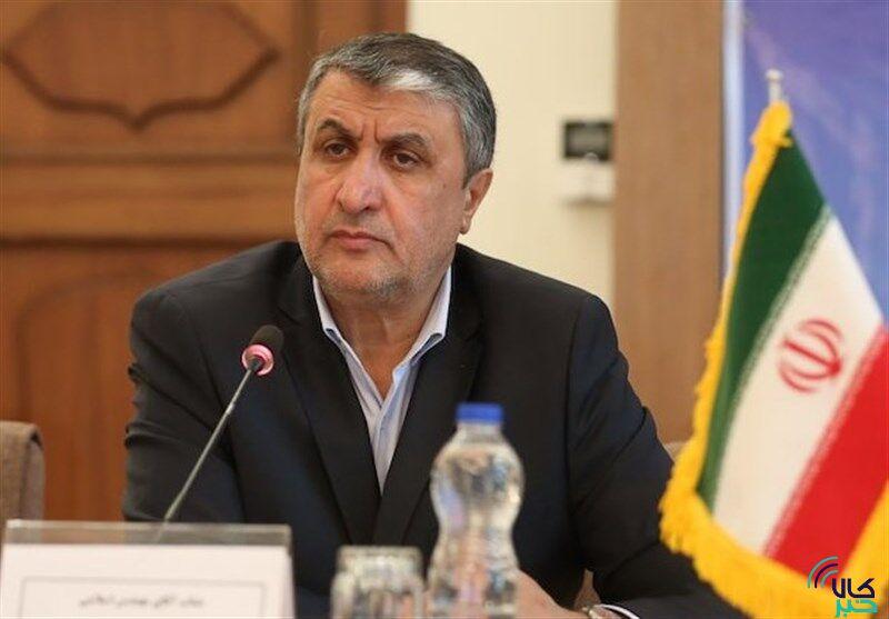 رضایت وزیر راه از املاک بورسی